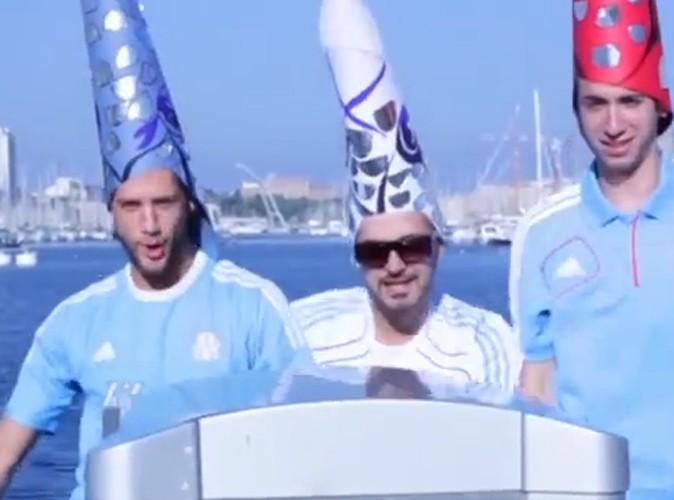 """Vidéo : Paga et Antonin (Les Marseillais à Cancun) : leur délire sur """"La Danse des sardines"""" en hommage à Cyril Hanouna !"""