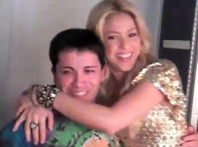 Vidéo : Shakira a rencontré son fameux sosie vocal !