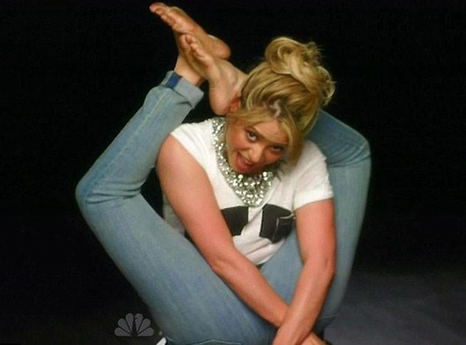 Video : Shakira : elle nous montre ses talents de contorsionniste !