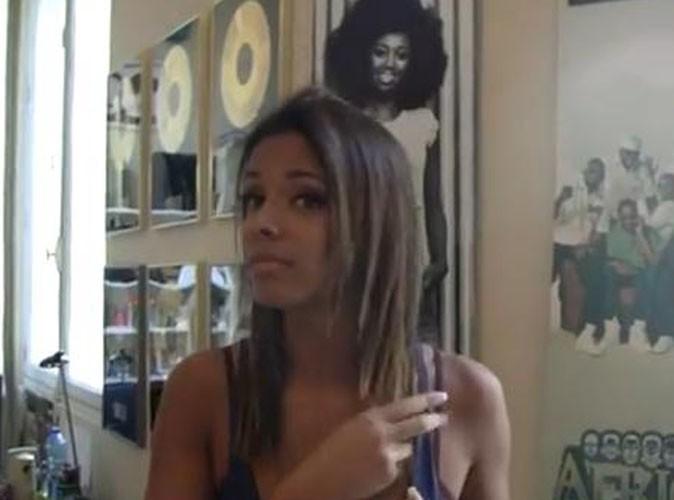Vidéo : Shy'm : heureusement qu'elle est là pour nous expliquer sa nouvelle coupe de cheveux !