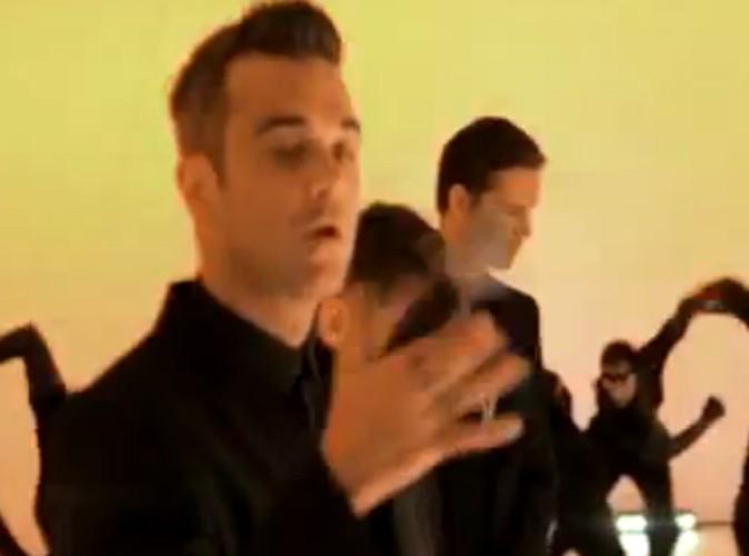 Vidéo : Take That interprète la chanson officielle dernier X-Men ! Vous aimez ?