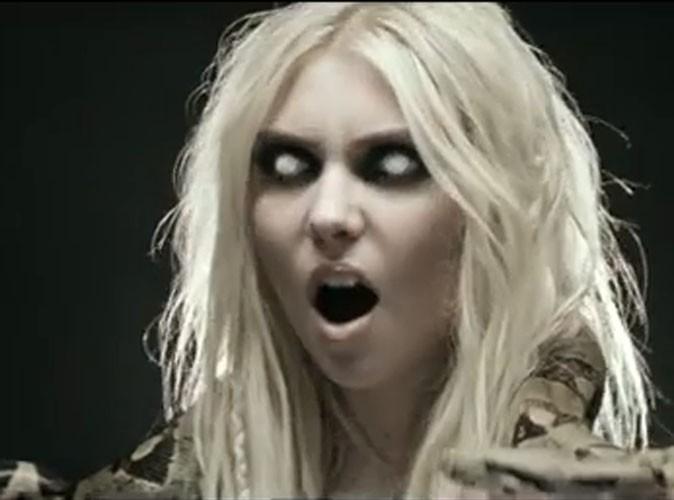 Vidéo : Taylor Momsen : possédée dans le nouveau clip de son groupe de rock  !