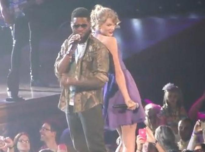 Vidéo : Taylor Swift : elle invite Usher sur scène pour un live sensuel et rythmé !