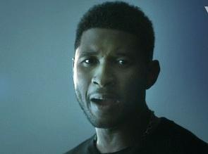 Vidéo : Usher au paroxysme de la passion dans le clip de Climax !