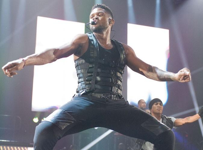 Vidéo : Usher : son pantalon craque en plein concert !
