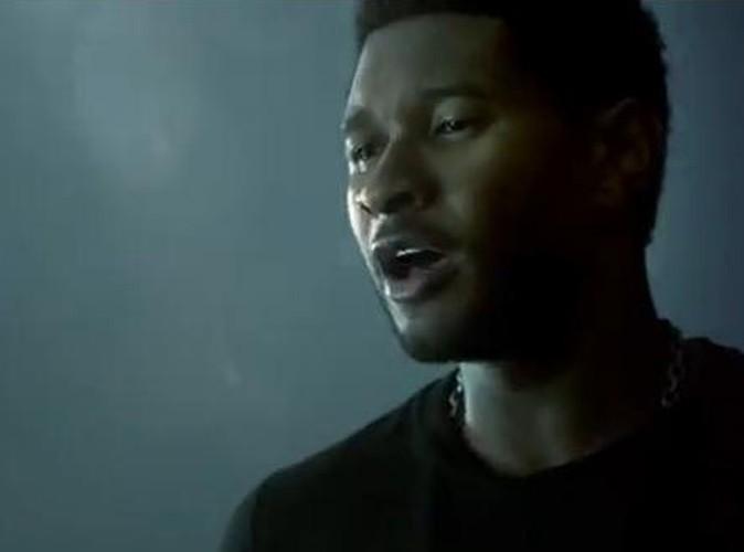 Vidéo : Usher : tourmenté dans son nouveau clip, Climax !