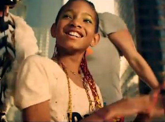 Video : Willow Smith nous montre son clip, 21st Century Girl !