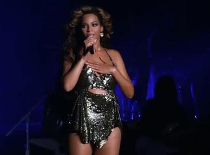 Vidéos : Beyoncé : survoltée et émouvante pour la sortie DVD de son dernier live !