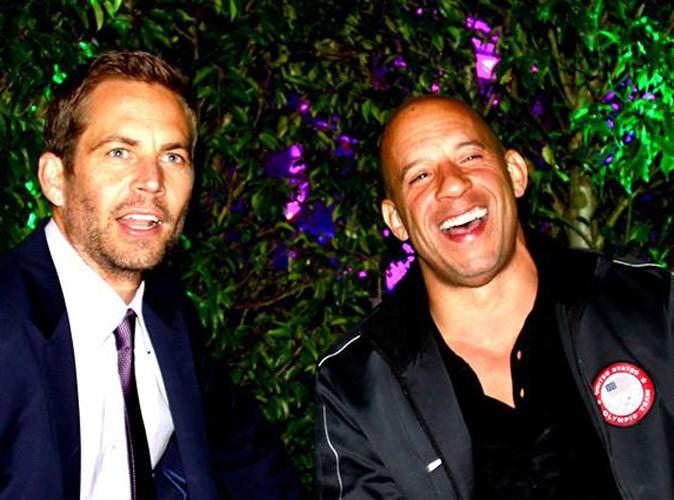 """Vin Diesel : """"La mère de Paul Walker m'a pris dans ses bras et m'a dit 'Je suis désolée' """"..."""