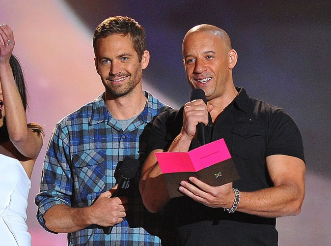 """Vin Diesel : """"La mort de Paul Walker a été l'un des moments les plus sombres de ma vie"""""""