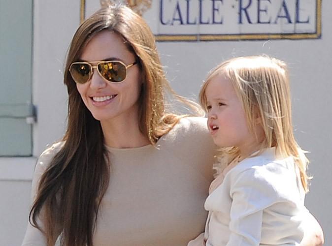 Vivienne Jolie-Pitt : la fille d'Angelina Jolie et Brad Pitt payée 3000 dollars par semaine pour son premier rôle au cinéma !