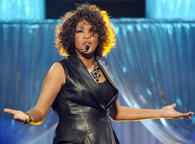 Whitney Houston : la diva va ressusciter le temps d'une grande tournée mondiale !