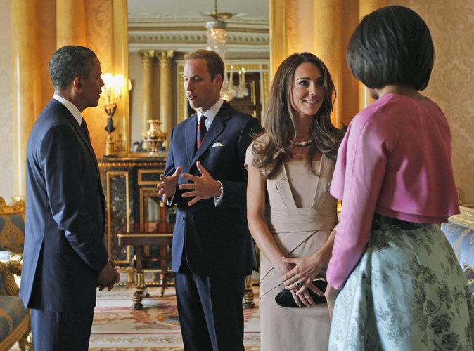 William et Kate : à peine rentrés d'Inde, ils attendent déjà les Obama !