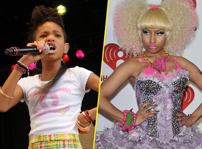 Willow Smith : écoutez son nouveau titre en featuring avec Nicki Minaj !