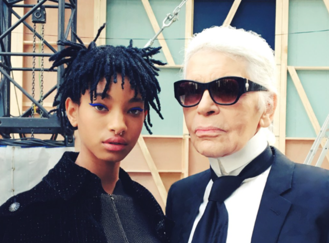 Willow Smith : Elle devient l'égérie de Chanel!