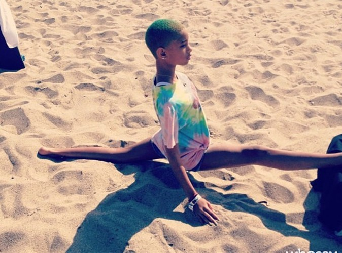 Willow Smith : waouh, quelle souplesse !