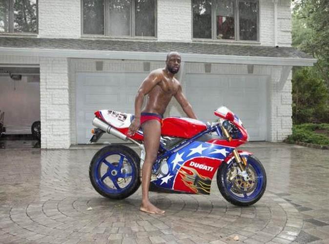 Wyclef Jean : 43 ans et toujours un corps d'athlète !