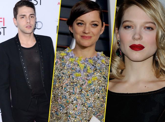 Xavier Dolan : le juré de Cannes s'offre un casting 5 étoiles pour son nouveau film !