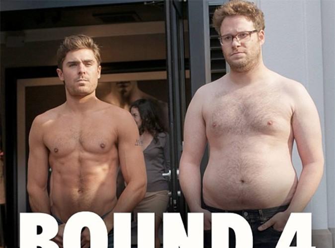 Zac Efron : torse nu, il parodie Bound 2 de Kanye West !