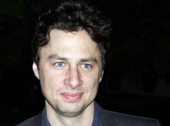 Zach Braff : le héros de Scrubs victime d'un faux coming out !