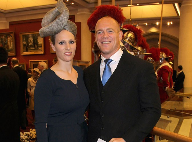 Zara Phillips : sa royal baby girl s'appelle...