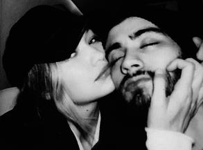 "Zayn Malik à Gigi Hadid : ""j'ai vu ton visage et j'ai été inspiré"""
