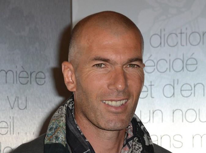 Zinedine Zidane est à la recherche de son maillot de la Coupe du monde 98 !