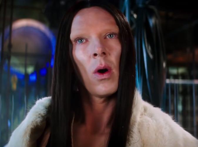 Zoolander 2 : Benedict Cumberbatch en transsexuel crée la polémique !