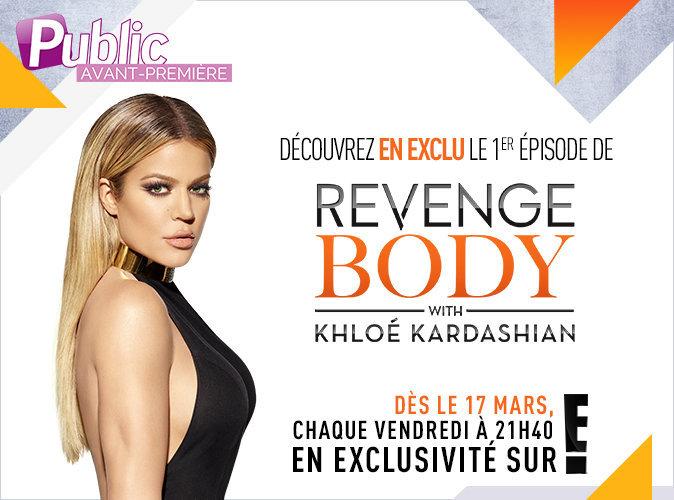 Exclu vidéo : découvrez Khloé Kardashian dans le tout 1er épisode de