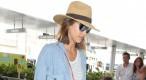 Exclu Vidéo : Jessica Alba : globe-trotteuse prête à débarquer à Paris pour la Fashion Week !