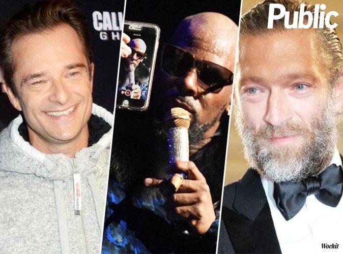 David Hallyday, R.Kelly, Vincent Cassel : Avec quel homme de 50 ans pourriez-vous sortir ?