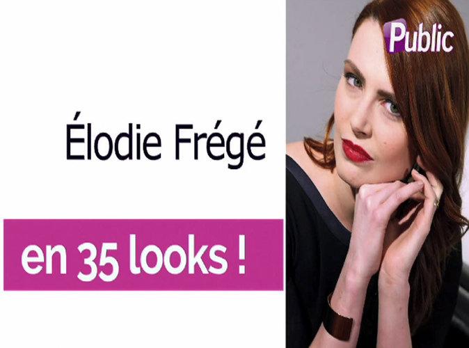 Élodie Frégé en 35 looks pour ses 35 ans !
