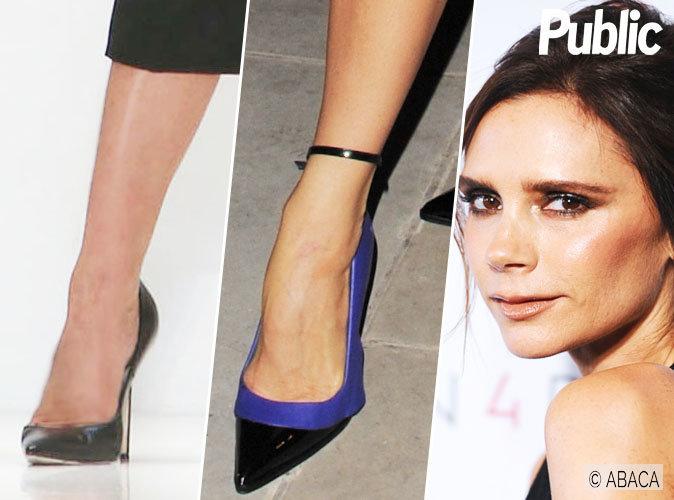 Victoria Beckham : Ses meilleurs amies, les chaussures à talons !