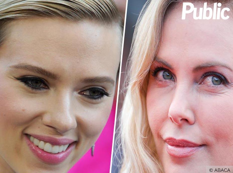 Charlize Theron VS Scarlett Johansson : C'est la guerre à Hollywood !