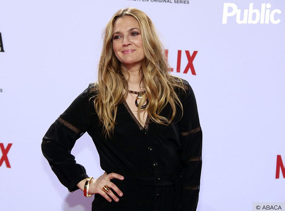 Drew Barrymore : plus jolie au naturel ?