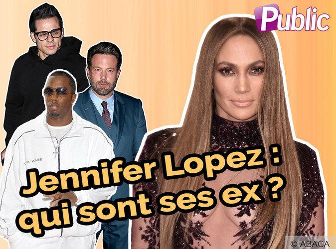 Jennifer Lopez : qui sont ses ex ?