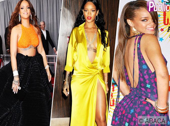 Rihanna en 29 looks pour ses 29 ans !