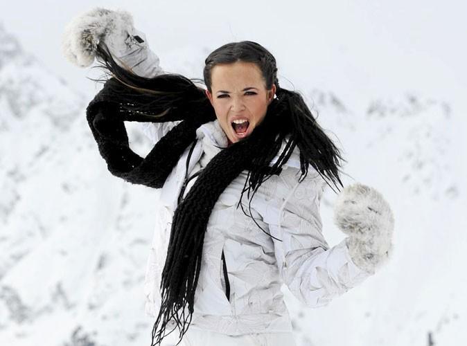 """Exclu Public : Kelly (Les Ch'tis font du ski) : """"Gaëlle et Céline sont de vraies gamines !"""""""