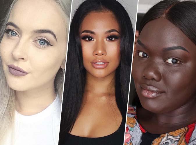 Fenty Beauty : Voici à quoi ressemblent vraiment les 40 nuances de fond de teint sur la peau