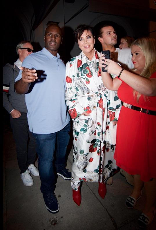Kris Jenner : Elle s'offre une sortie avec Corey Gamble, malgré les rumeurs de séparation !