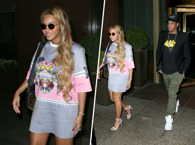Beyoncé traine Jay-Z au concert de sa soeur, Solange !
