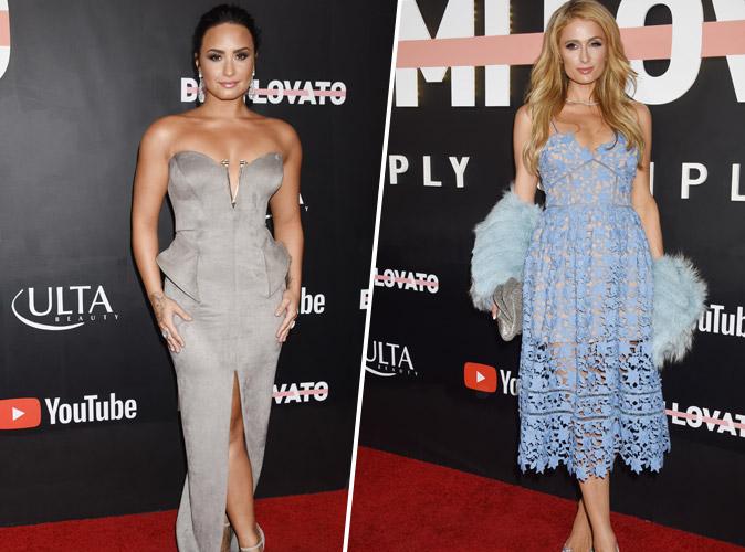Demi Lovato : Sa tenue sexy éclipse totalement Paris Hilton !
